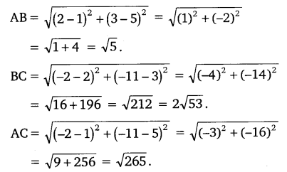 NCERT Solutions for Class 10 Maths Chapter 7 Coordinate Geometry 4