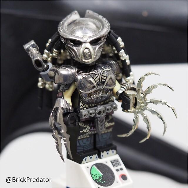 Lego Predator 2018