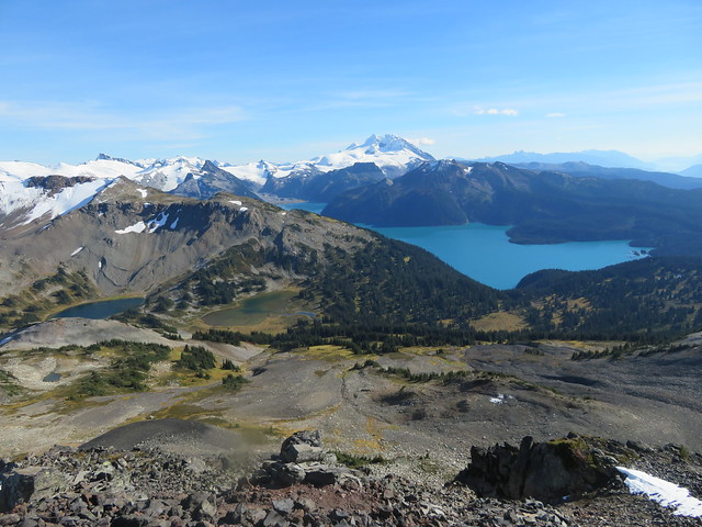 Garibaldi Lake from Black, Canon POWERSHOT SX720 HS