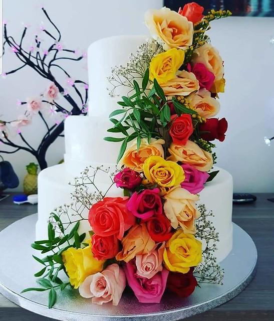 Cake by Jessica Dallo of Cake Design Les délices de Kika