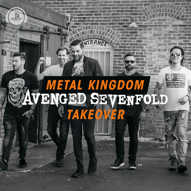Metal Kingdom: Avenged Sevenfold Takeover