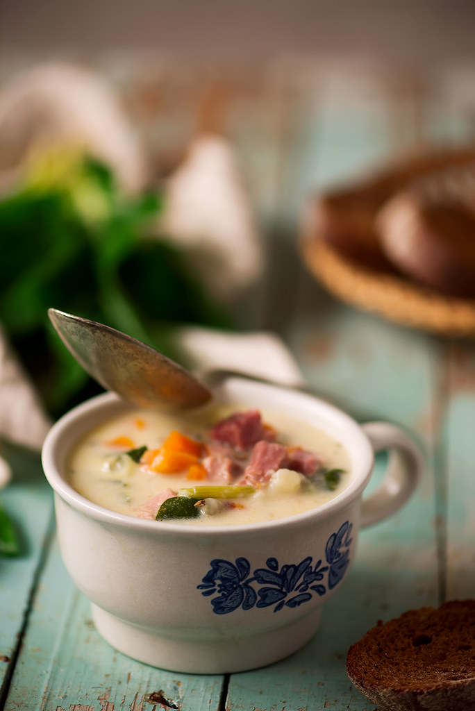 ham soup with potatoes and kale.2 copy