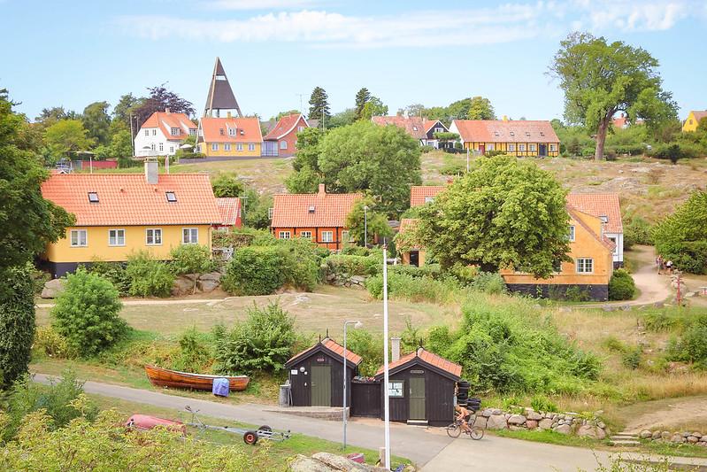 Visit Bornholm island