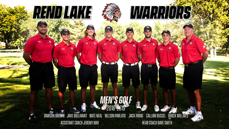 RLC Men's Golf 2018-19