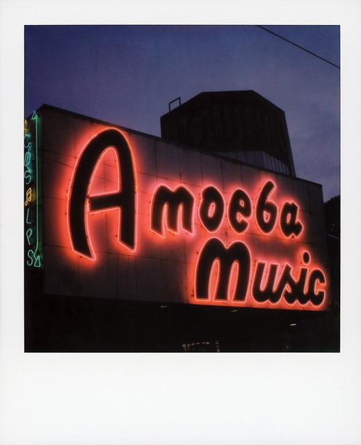 Amoeba Music Neon 2