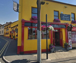 040417 Ballinagh, Ireland - Casey's Steak Bar