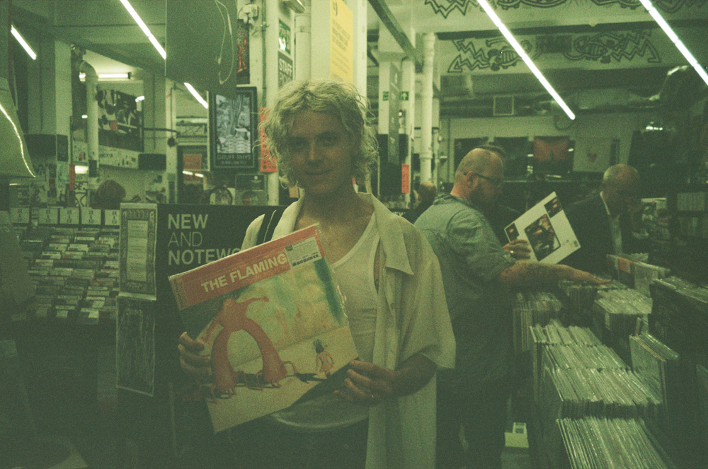 Record Shopping with Cub Sport at Rough Trade East