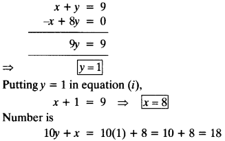 NCERT Solutions for Class 10 Maths Chapter 3 Pair of Linear Equations in Two Variables 53