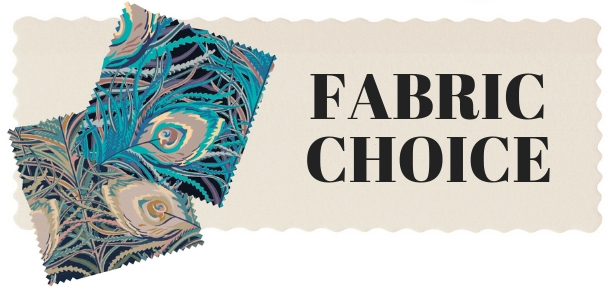 Fabric Choice Retro Blouse'