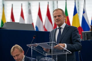 MEPs to debate the results of EU October summit- with Donald TUSK (European Council)