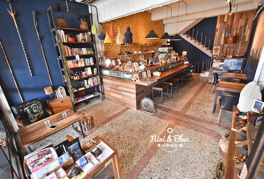 台東咖啡 Kituru 咖啡 台東景點 菜單價位 山地飯03