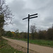 Woodgate Valley Country Park - fingerpost