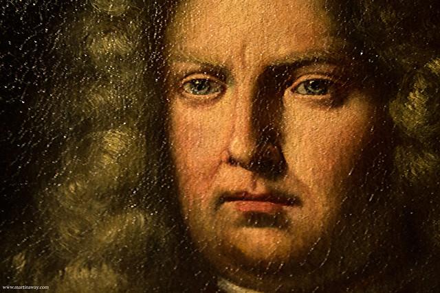 Ritratto di un Procuratore di San Marco dalla Stola d'Oro, Sebastiano Bombelli