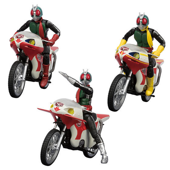《假面騎士》掌動 嶄新「SHODO-X」系列 第三彈!SHODO-X 仮面ライダー3