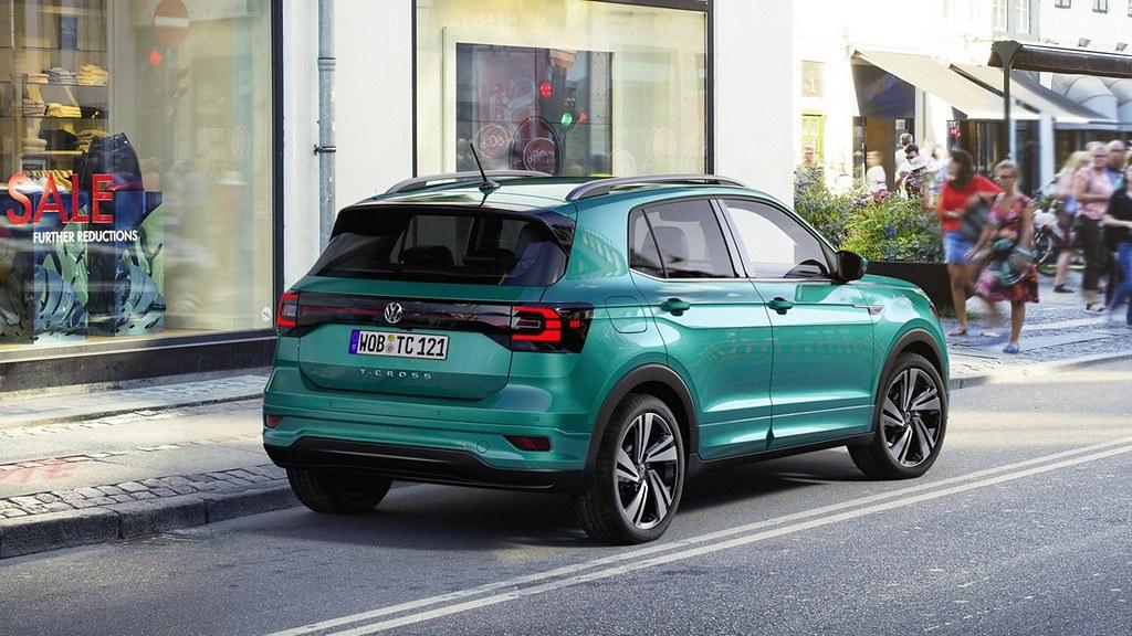 Volkswagen T-Cross premiera 3