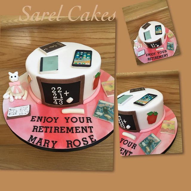 Cake by Sarel Cakes