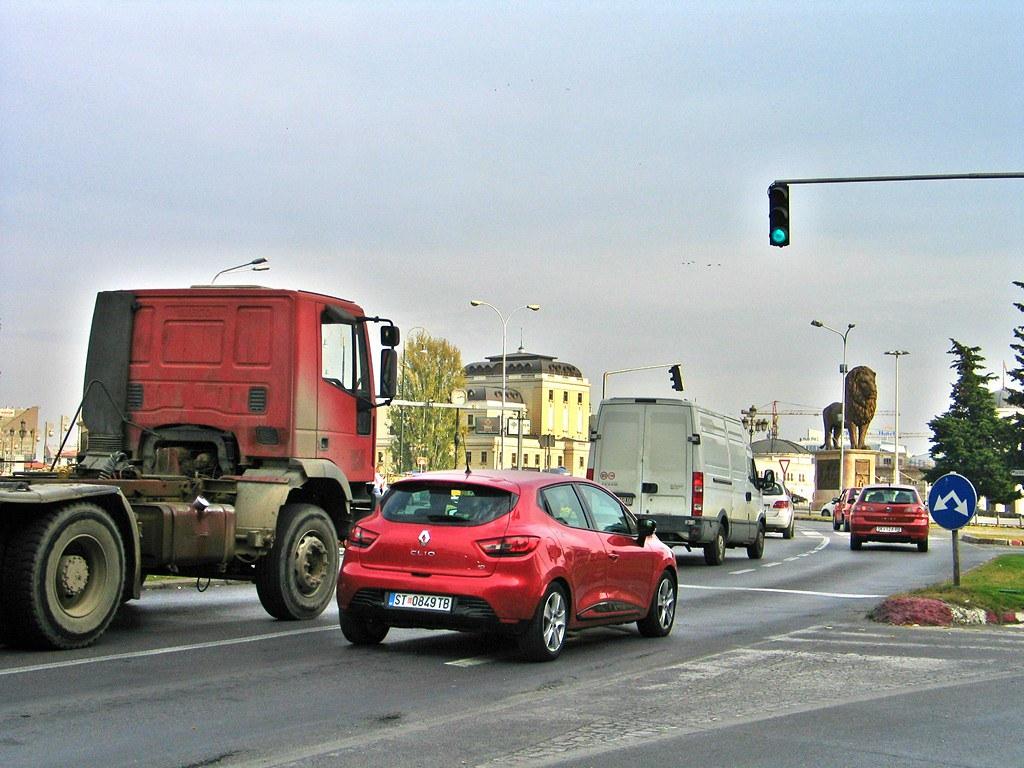 Сцени од скопските улици 4