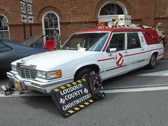 1992 Cadillac Hearse