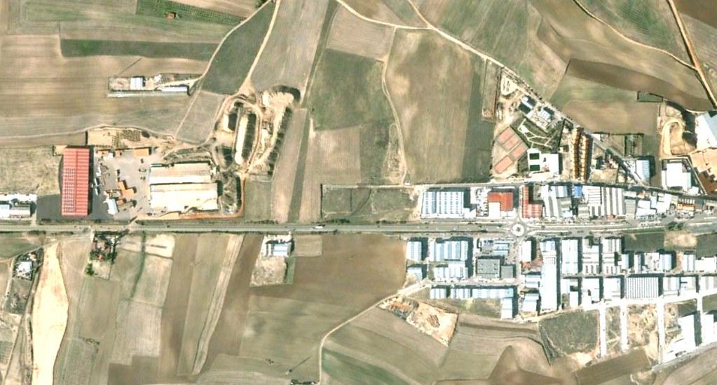 illescas (sur), toledo, cuatro entradas cuatro, antes, urbanismo, planeamiento, urbano, desastre, urbanístico, construcción