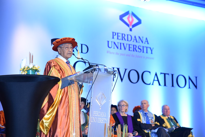 Perdana University 3rd Convocation
