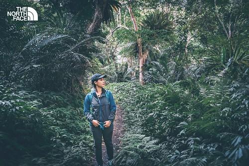 「與山的對話」 The North Face® 與台灣人挑戰自我,探索山林秘境!