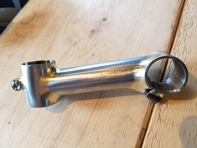 STAINLESS STEM