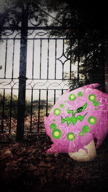 Spiritomb Halloween