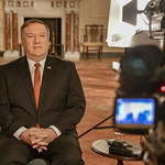 Photos of U.S. Secretary of State Michael R. Pompeo and State Department leadership in Washington, D.C., during the month of November 2018.