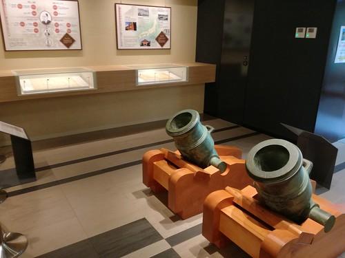 Morteros fabricados en Izu