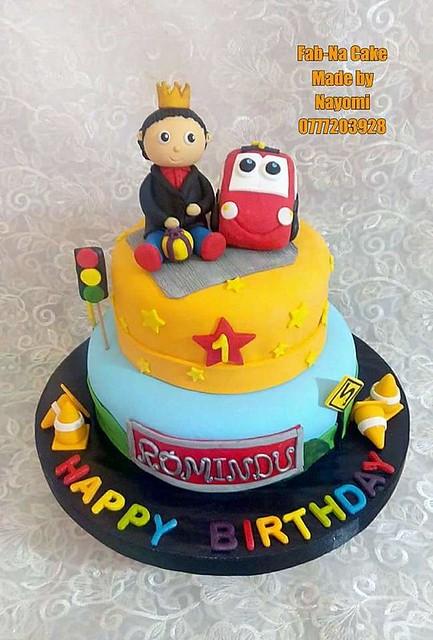Cake by E.D.M.N De Almeida