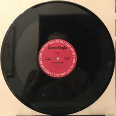 TOTO:GEORGY PORGY(RECORD SIDE-B)