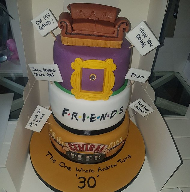 Cake by Kellys Cakes