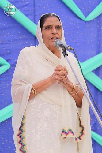 Balbir Kaur from Nilokheri, expresses her views