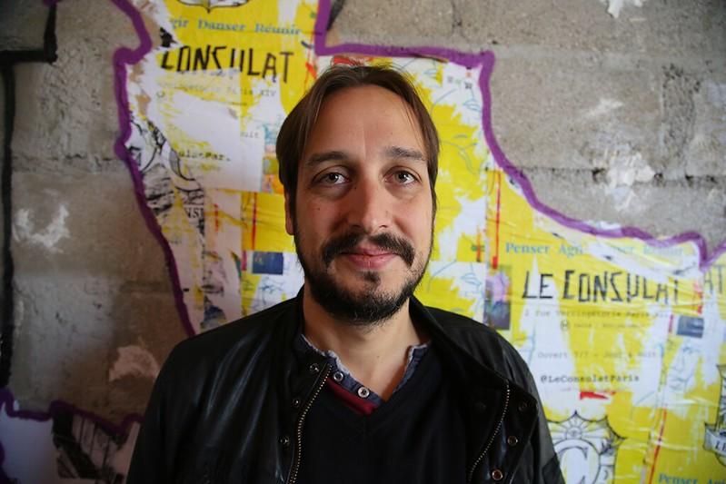 Lucas Malterre / Émission Juste une question