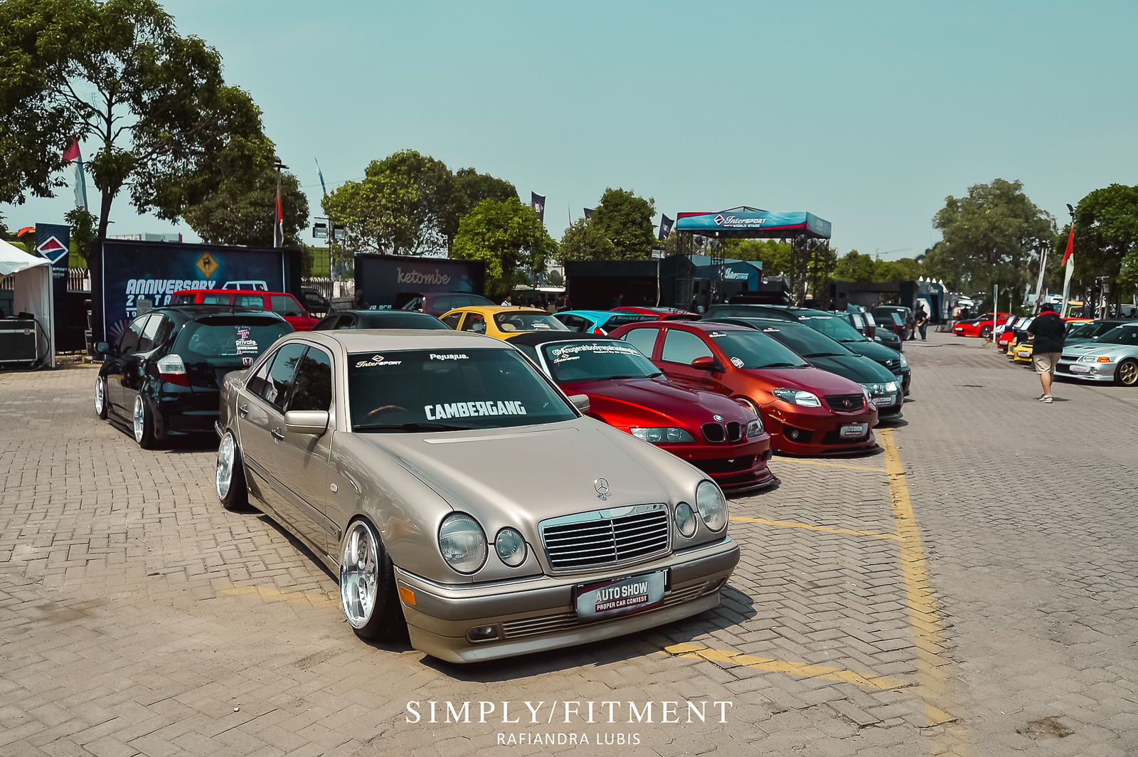 INTERSPORT AUTOSHOW PROPER CAR CONTEST BEKASI 2018