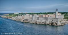 Castillo De Los Tres Reyes Del Morro - from the ocean