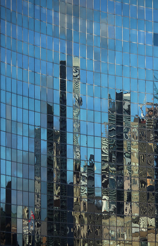 Mirrored Towers