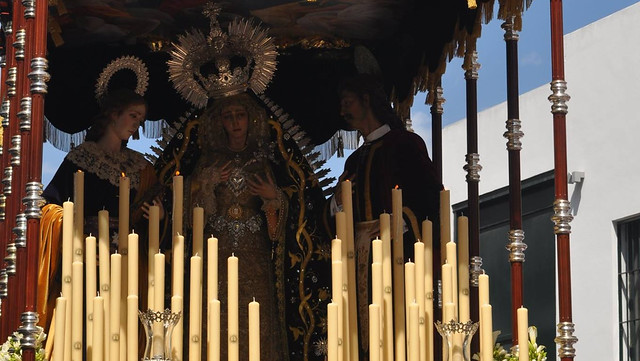 Virgen de la Salud-El Sol