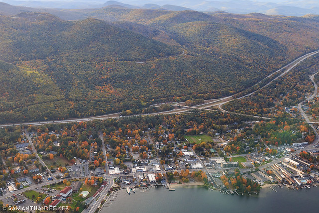 Lake George from Above