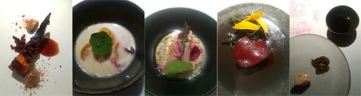 Sloveniëreis: culinair eten bij Hiša Franko gangen