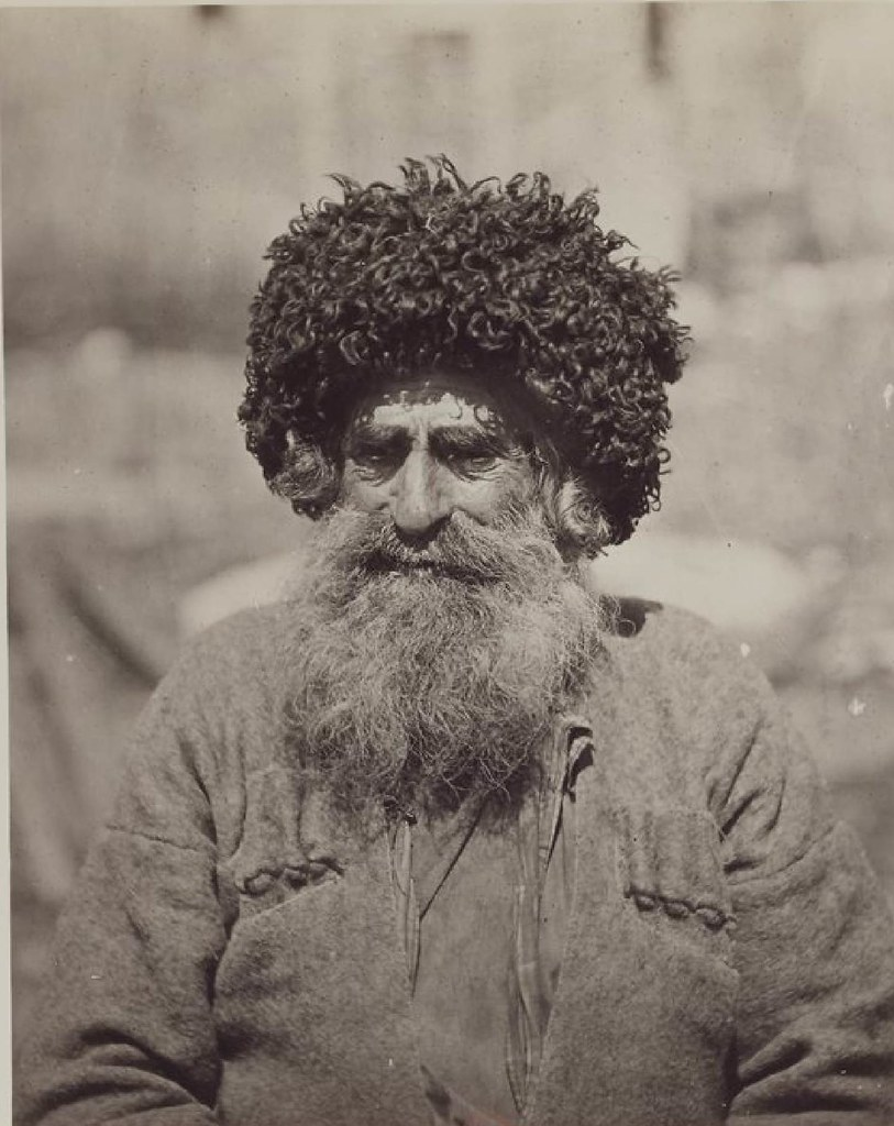 Черкесский еврей