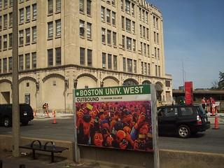 Boston University West