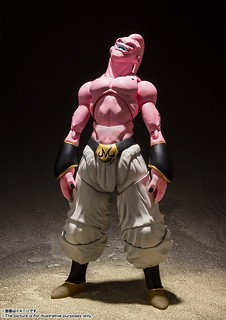 【Preview Images & Release Info Updated】S.H.Figuarts《Dragon Ball》Majin Buu(Evil) Revealed!