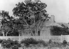 Pilot Rogers house at Bulwer, Moreton Island, 1906