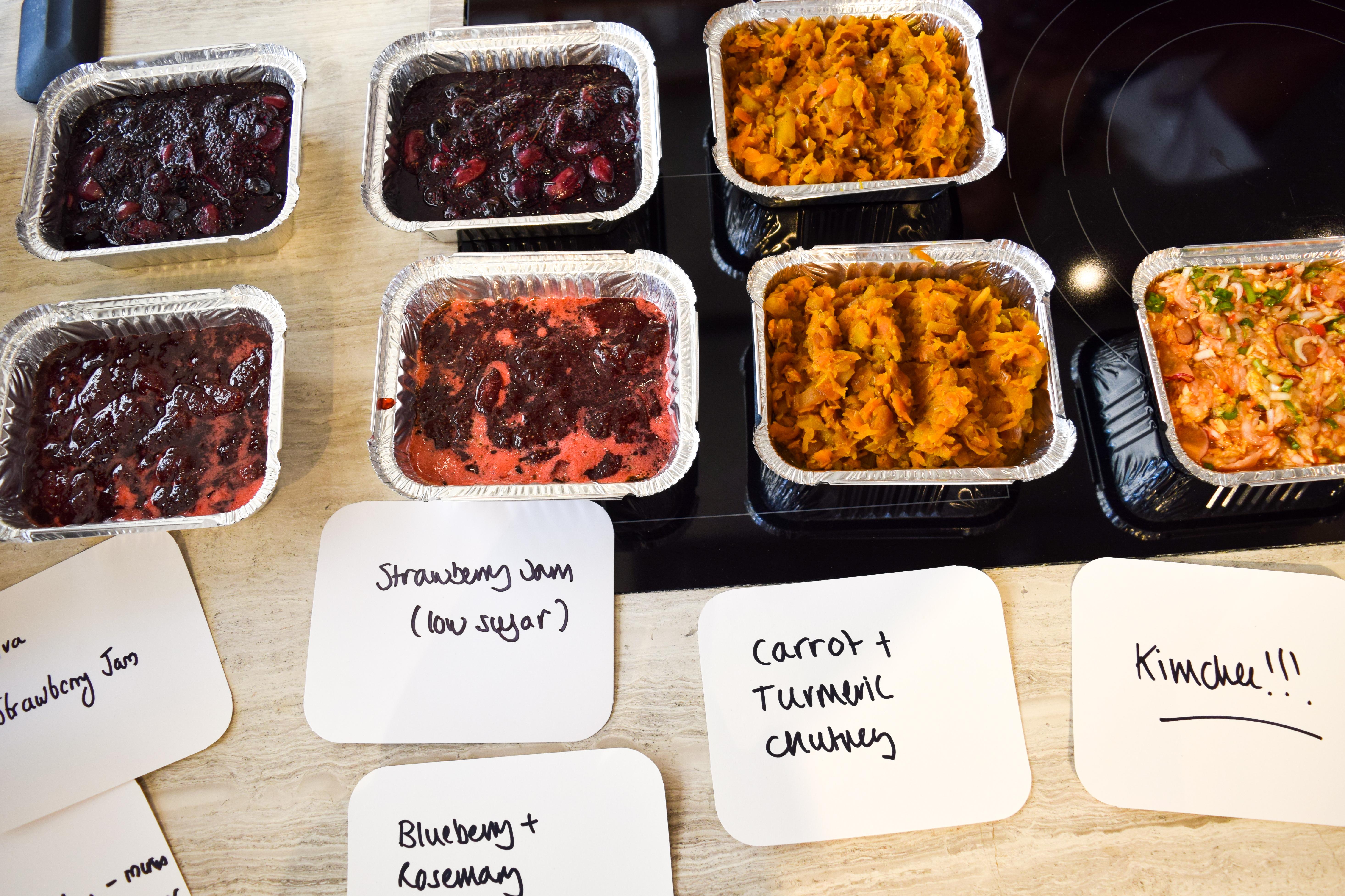 Jam and Preserves Masterclass at Borough Kitchen
