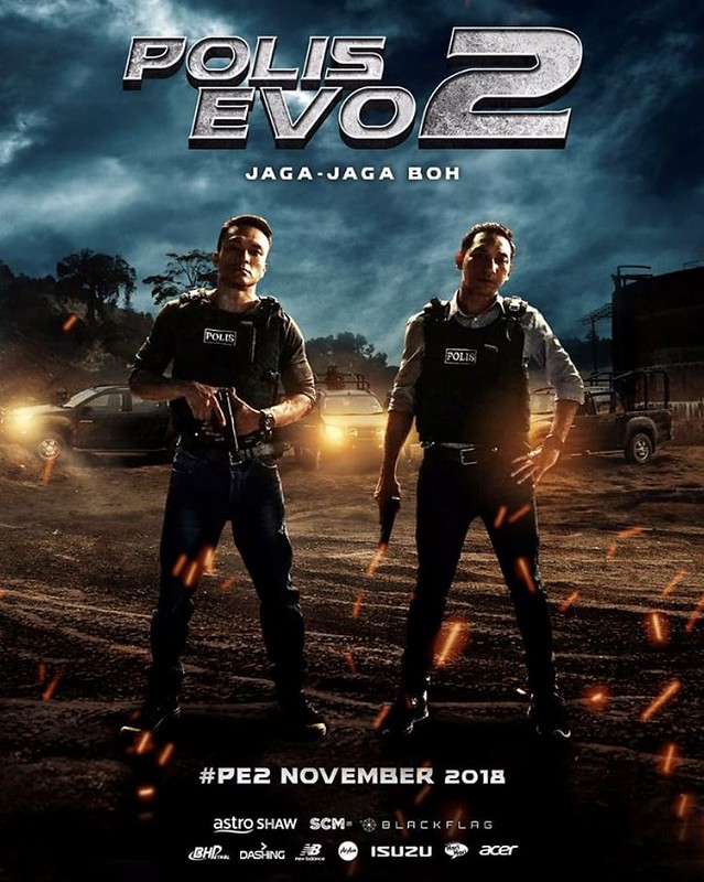 Filem POLIS EVO 2
