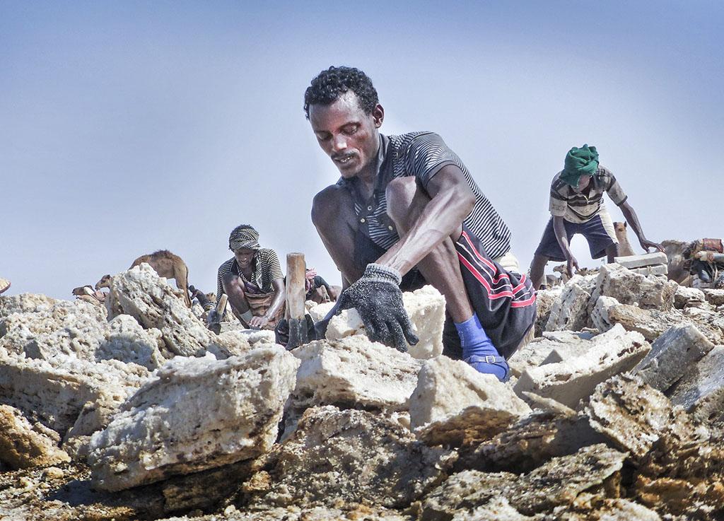 RP08 RP0301 Lui2m2 (Etiopia) - Extracción de la sal - Tomada en Territo el 14-01-16