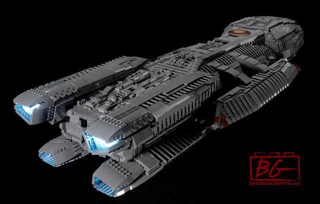 Battlestar Galactica BSG-75