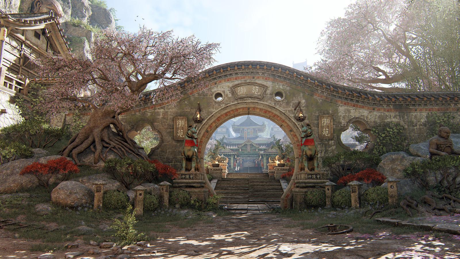 For Honor: Temple Garden (Remaster)