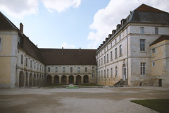 Abbaye d'Auberive - Photo of Germaines